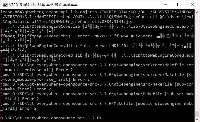 error on cp949